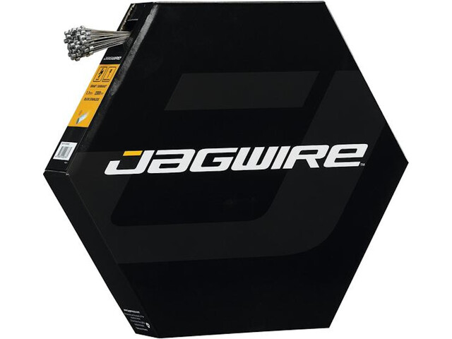 Jagwire Sport Shift Cable 2300mm for SRAM/Shimano Zinc-Coated 100 Pieces